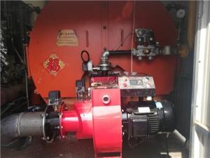 低氮氧化物燃烧机